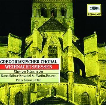 Gregorian Chant - Christmas Masses