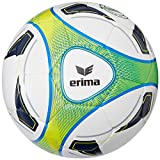 erima Ball Hybrid Lite 350, weiß/neon gelb, 5, 719510