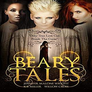 Beary Tales audiobook cover art