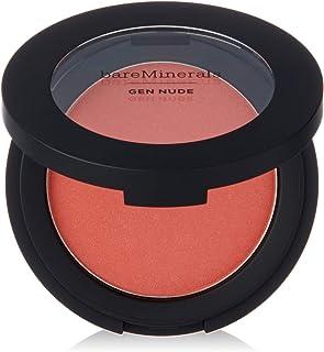 bareMinerals Gen Nude Powder Blush - Peachy Keen by bareMinerals for Women - 0.21 oz Blush, 6.3 ml