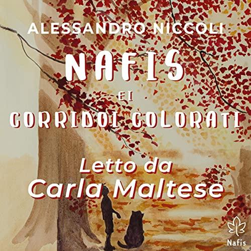 Nafis e i Corridoi colorati [Nafis and the Colored Corridors] cover art