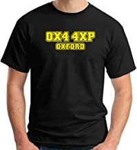T-Shirt Hombre Negro WC1446 Oxford United Postcode