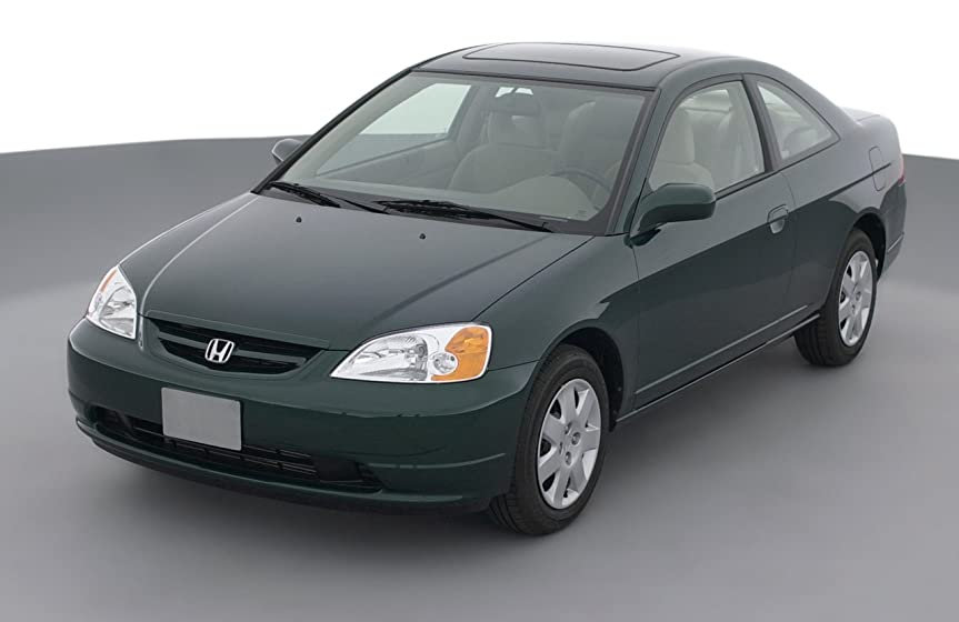 Amazon.com: 2001 Honda Civic Reviews, Images, and Specs: Vehicles