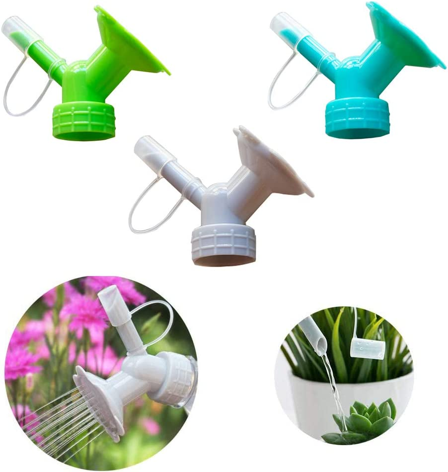 MHY All items in the store 3PCS Bottle Cap Sprinkler Double Ended Sale Special Price Water Plastic