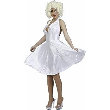 Smiffys - Disfraz de Marilyn Monroe, talla S: Amazon.es: Juguetes ...