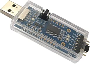 DSD TECH SH-U09C2 USB to TTL Adapter Built-in FTDI FT232RL IC for Debugging and Programming