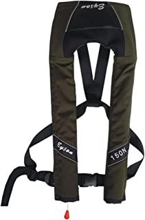 Premium Quality Manual Inflatable Life Jacket Lifejacket PFD Life Vest Slim Inflate Survival Aid Lifesaving PFD New