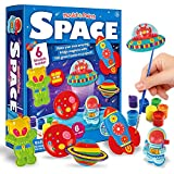 KSSPNL Piedras Pintar Juegos para Niños Manualidades DIY Kit Juguetes de Pintura Creativo Regalo Manualidades para Niño Niña