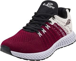 Lancer Men's Sports Running Shoes Platinum-1