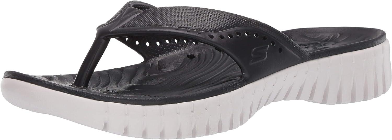 Rapid rise Skechers Women's Foamies Go Walk Cali Flip-Flo Many popular brands Gear Smart-Mahalo