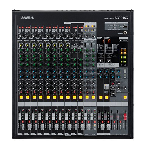 Yamaha MGP16X 16-Kanal-Mischpult, analog, DSP