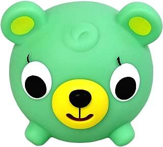Oshaberi Doubutsu Talking Animal Ball Borukuma Stress Ball - Green Bear