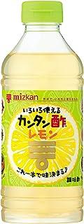 ミツカン カンタン酢レモン 500ml×4本