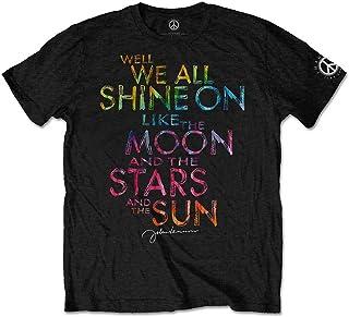 John Lennon Shine on T-Shirt Homme