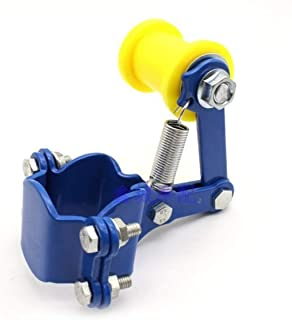 WSGGFA 1 PC Motorfiets Kettingspanner Motocross Automatische Richterketting Roller Tools (Color : Blue)