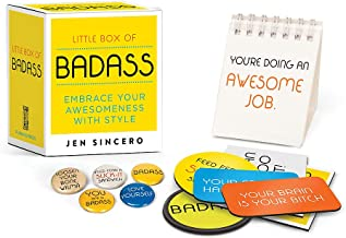 Little Box of Badass: Embrace Your Awesomeness with Style (RP Minis)