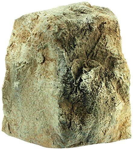 OASE 50417 Spritzwasserschutz InScenio Rock sand | Dekorfelsabdeckung | Schutz | Abdeckung | Gartensteckdose | Trafohaus