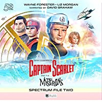Captain Scarlet and the Mysterons: No. 2: The Spectrum File