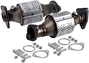 05-11 Frontier//05-10 Pathfinder//Xterra REAR RIGHT TED Direct-Fit Catalytic Converter Fits
