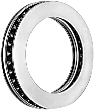 uxcell AXK4060 Thrust Needle Roller Bearings with Washers 40mm Bore 60mm OD 3mm Width