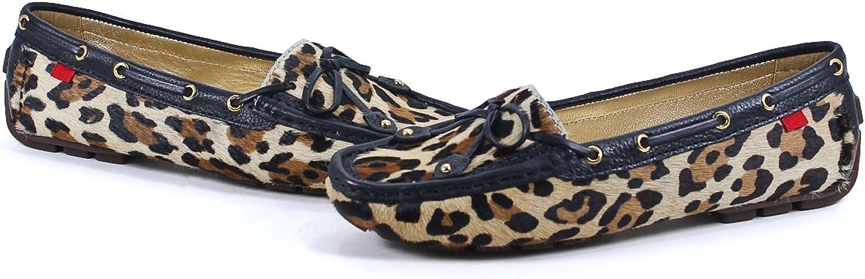 Marc Joseph Kvinnors Kvinnors Kvinnors Leopardförare 14740 Cypress Hill Exotisk svart storlek 8.5  billigaste