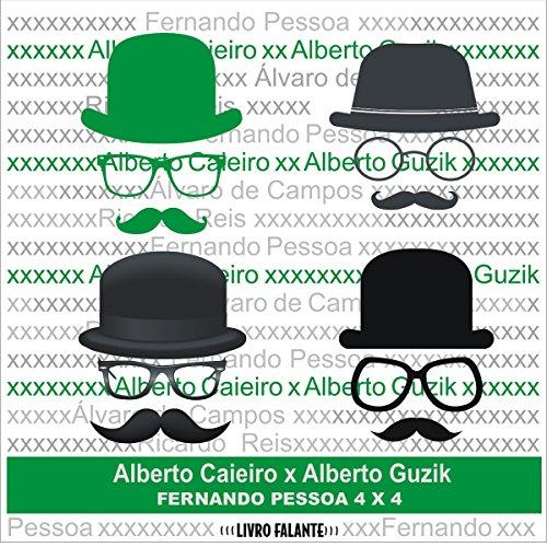 Couverture de Fernando Pessoa 4X4 - Poemas de Alberto Caieiro