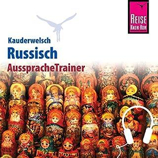 Russisch (Reise Know-How Kauderwelsch AusspracheTrainer) Titelbild