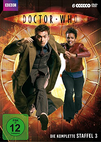 Doctor Who - Die komplette Staffel 3 [6 DVDs]