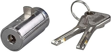 MEI-RL1000-KA Security Vending Machine Lock with Chrome Finish, Keyed Alike Code #416