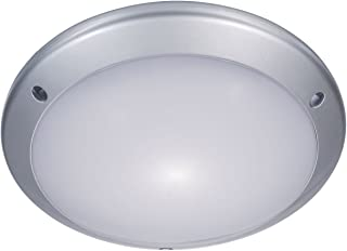 ZEYUN LED Montaje de luz de techo con sensor de movimiento Moderno Montaje empotrado de luz de tabique hermético para inte...