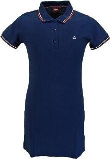37e833f70b Merc London Marine Femmes Rétro Polo Robe
