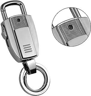 超小型カメラ 隠しカメラ ビデオカメラ 防犯 監視 キーチェーン カメラATONGMONG 16GB 1080P高画質 長時間 録画 録音 キーホルダー型 ミニ スパイカメラ 小型 循環録画 目立てない USB充電式 会議の議事録 浮気調査