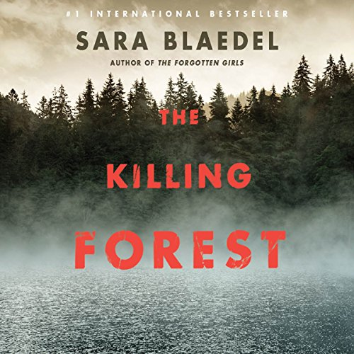 The Killing Forest audiobook cover art