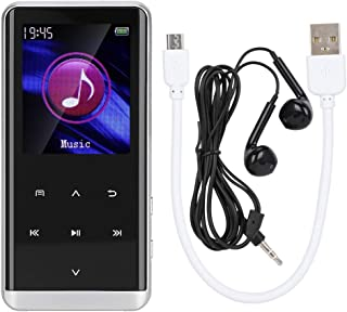 MP3 Video Player, 5-D Sound Effect MP3 Player, Lifelike Audio Technology Mini Music Player for Music Lovers,(16 GB)
