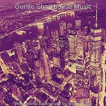 Phenomenal Background for Steakhouses
