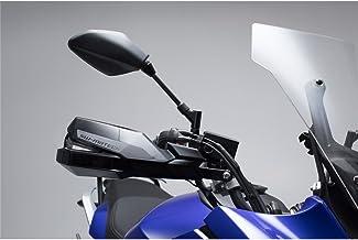 SW de Motech Kobra Kit de Protectores de Mano. Negro. Yamaha MT 07Tracer Diseño Año de 16