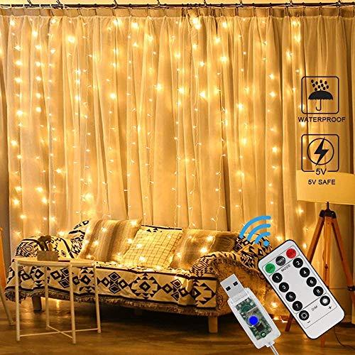 cortina de luces led fabricante Ausein