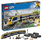 LEGO City - Le train de passagers tlcommand - 60197 - Jeu de Construction
