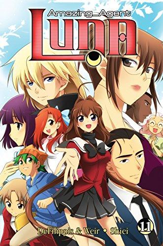 Amazing Agent Luna Vol. 11 (English Edition)