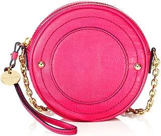 Sierra Mod Leather Cross Body Bag, Pink