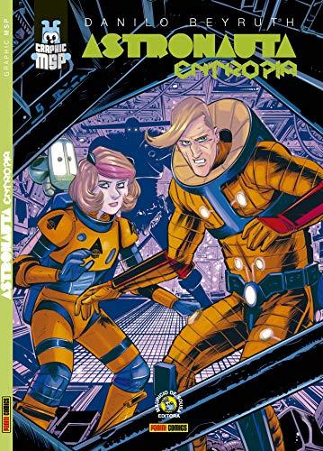 Graphic Msp - Astronauta: Entropia
