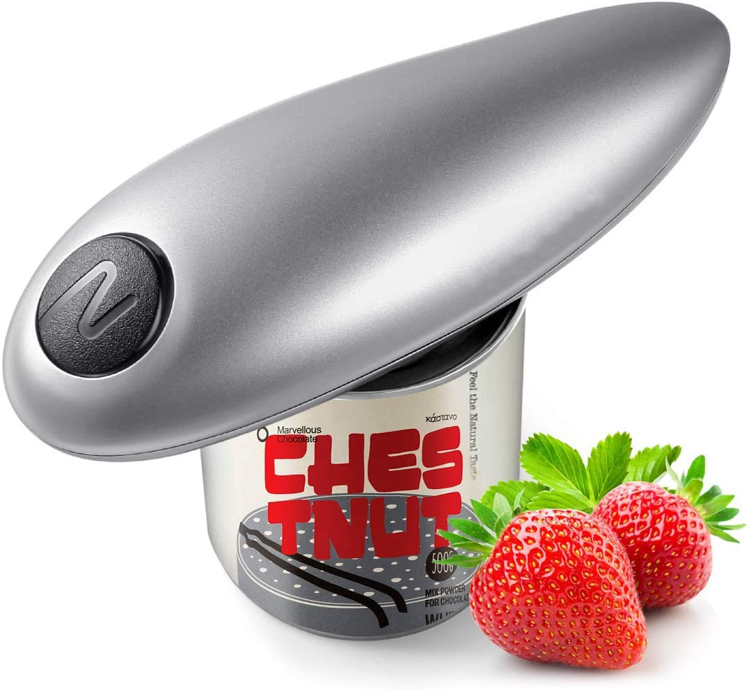 Electric Can Opener 5% OFF Kitchen Automatic Safety Smooth OFFicial mail order