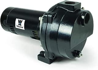 WaterAce WA15LS Irrigation Pump, Black