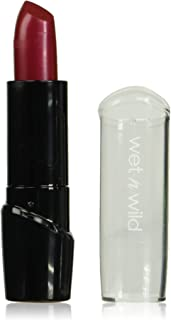 wet n wild Silk Finish Lip Stick, Just Garnet, 0.13 Ounce