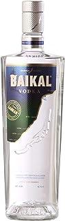 Baikal Vodka, sibirischer Premium Wodka 40% vol., Qualitäts Vodka mit Wasser des Baikalsees hergestellt 1 x 0.7 l