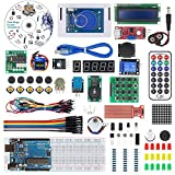Secondary Starter Kit This is a very good kits for the starter to study Aduino R3 programing at High quality components you are able to learn and do many experiment,such as lighting up the LED , then get the LED to be a output display Electronics com...