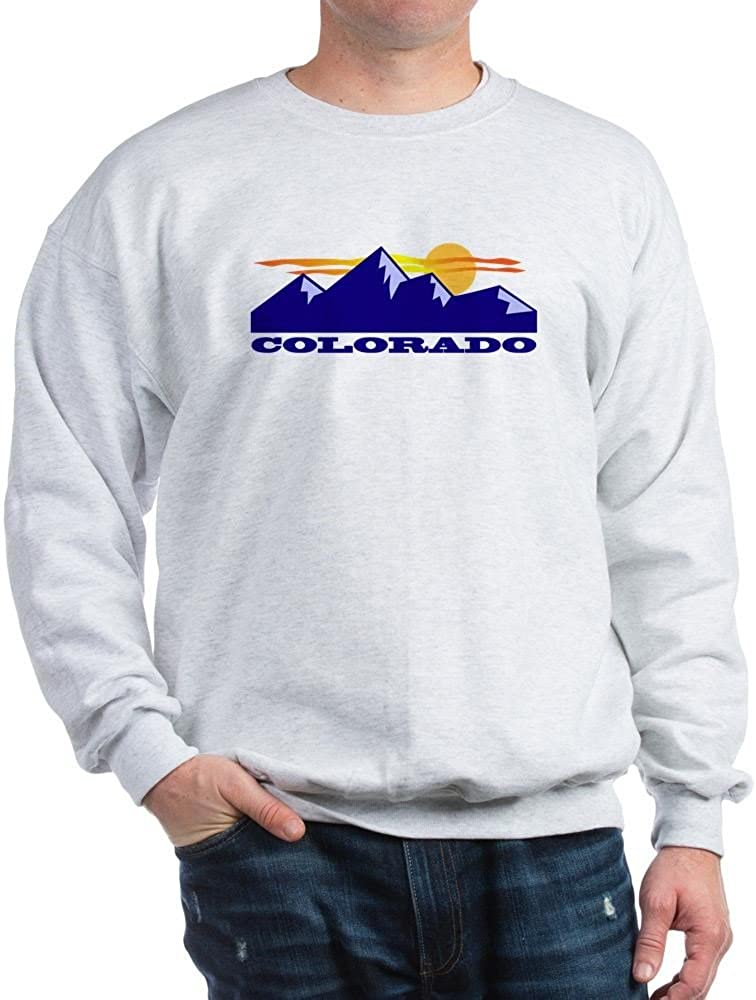 Factory outlet Max 52% OFF CafePress Colorado Rocky Mountains Sweatshirt