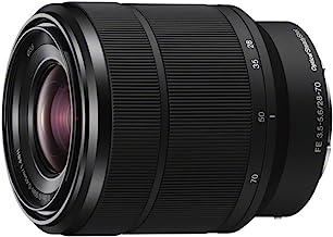 Sony SEL-2870 Standard-Zoom Objektiv (28-70 mm, F3.5–5.6, Vollformat, geeignet für A7,..