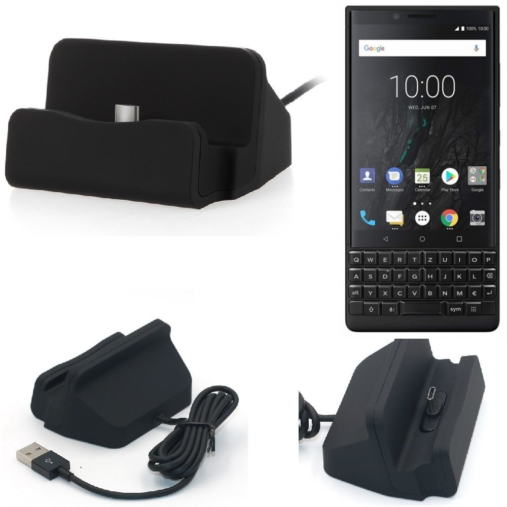 dock for the Blackberry KEY2 (Dual SIM