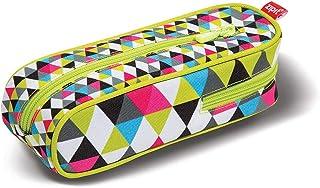 ZIPIT Davis Pencil Case, Colorful